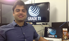 Leonardo Lima – Sócio da Grade TI